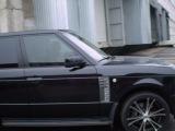510 лошадок Range Rover!!!!!